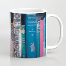 Old Books Coffee Mug