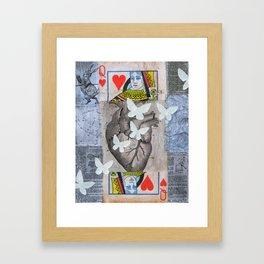 Sleight of Hand Framed Art Print