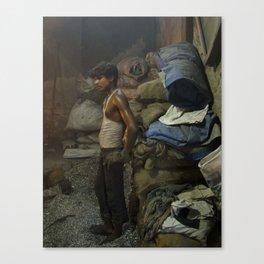 Aluminum Canvas Print