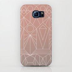 My Favorite Pattern 10 Y Slim Case Galaxy S6