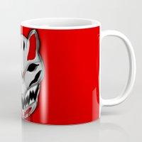 werewolf Mugs featuring WereWolf by FWAETI