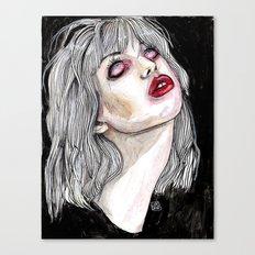 Nobody's daughter  Canvas Print