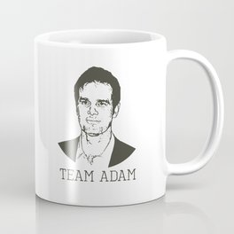 Team Adam Coffee Mug