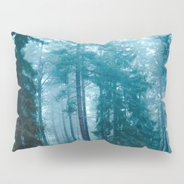 Hard roads ahead Pillow Sham