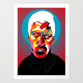 240817 Art Print