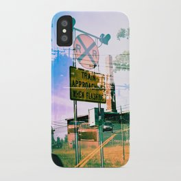 Transportation iPhone Case