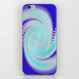 digital art iPhone Skin