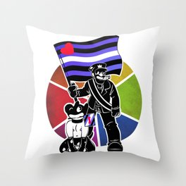 Fetish Pride Throw Pillow