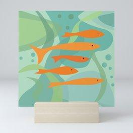 Seek and hide Mini Art Print