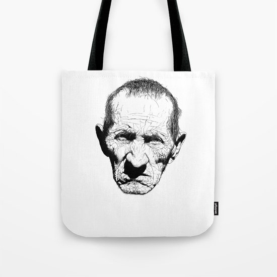 Mr. Grumpy Tote Bag