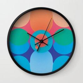 Cry. An Ocean Wall Clock