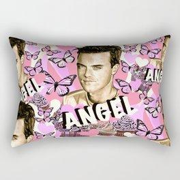 Angel Cupcake Rectangular Pillow
