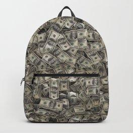 Full of franklins Backpack