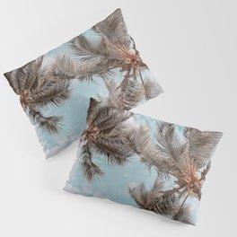 palm trees xxi Pillow Sham