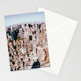 New York City // Retro 36 Stationery Cards