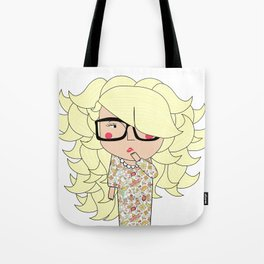 Mss Blondie Tote Bag