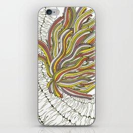 Sea Anemone iPhone Skin