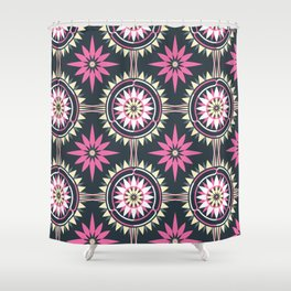 Daisy Chain (Patterned) Shower Curtain