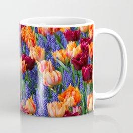 Flowerbed Medley Coffee Mug