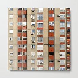 Belgrade | Takovska | color Metal Print