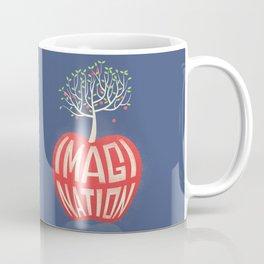 Imagination Is The Beginning Of Creation- George Bernard Shaw Quote Coffee Mug