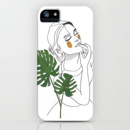 Green Time in the Meantime - 1 iPhone Case
