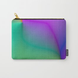 Colorful Pearl Pattern Carry-All Pouch