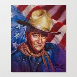 John Wayne - The Duke Canvas Print