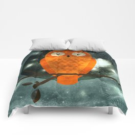 twit...woohoo! Comforters
