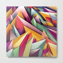 Graphicdesign Metal Print