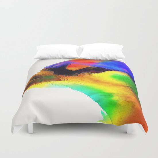Color VIII Duvet Cover