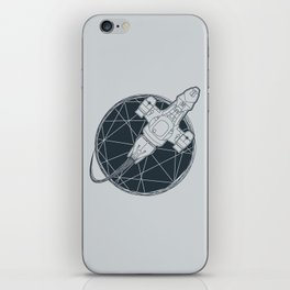 Shining star iPhone Skin