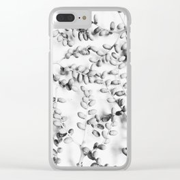 Natural Background 12 Clear iPhone Case
