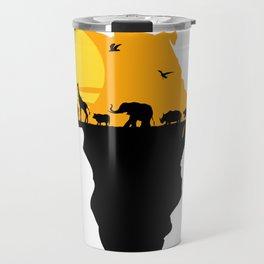 Africa Travel Mug