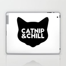 Catnip&Chill Laptop & iPad Skin