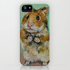 Hamster iPhone (5, 5s) Slim Case