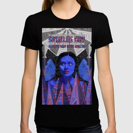 Satellite City T-shirt