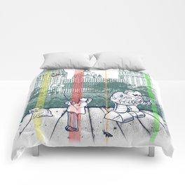 God Bless You, Kurt Vonnegut! Comforters