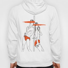 LOVE is obstacles Hoody