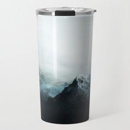 Mountain Peaks Travel Mug
