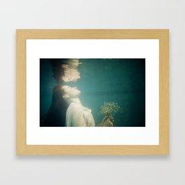 Los Sueños de Sofia Framed Art Print