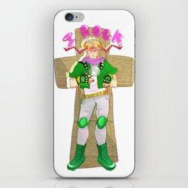 Caesar Zeppeli Rocks!!!1!! iPhone Skin