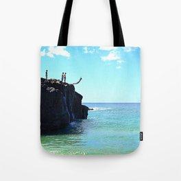 Waimea Bay Tote Bag