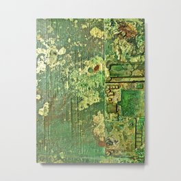 Electronic Integration I Metal Print