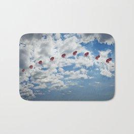 paragliding Bath Mat