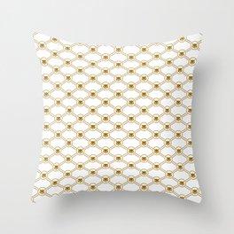 OWL_5 Throw Pillow