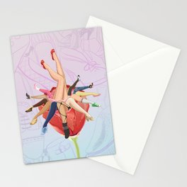 Shoe Love Stationery Cards