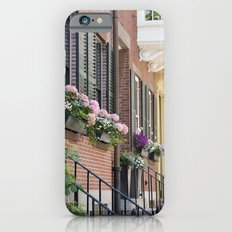 Beacon Hill Brownstones iPhone 6s Slim Case