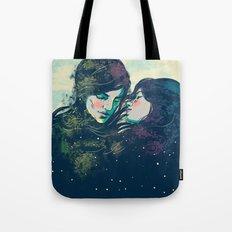 Romeo + Juliet Tote Bag