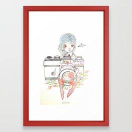 """""""photo home"""" Framed Art Print"""